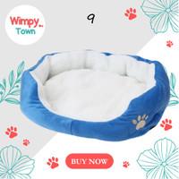 bantal tempat tidur kasur anjing kucing pet accesories aksesoris hewa
