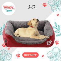 pet bed kasur kucing tempat tidur kucing kandang anjing bantal anjing
