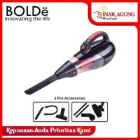BOLDe Vacuum Cleaners Super HOOVER CYCLONE BLACK Series 100% ORI