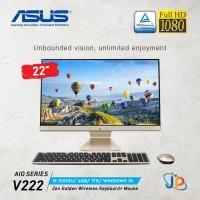 Asus AIO All In One PC V222FAK-BA541T (I5 10210U, 4GB, 1TB, Win 10)