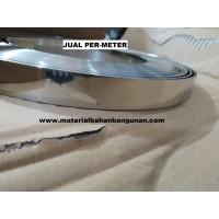 Straping Plat Band it 3/4 inch Tali Stainless Pengikat Peti Grosir