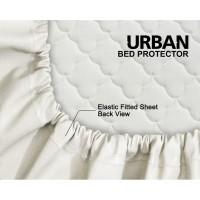 BED PROTECTOR URBAN WATERPROOF UK 160 x 200 ANTI TUNGAU, CAIRAN, OMPOL