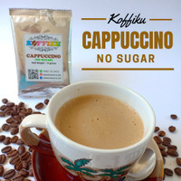 Cappuccino No Sugar (Plain Cappuccino / Kopi kapucino)