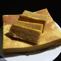 Kue lapis legit Bogor ukuran 16x16x3 cm