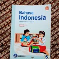 BUKU BSE BAHASA INDONESIA KELAS 6 SD