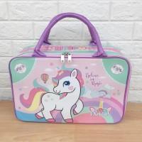 Tas Koper Travelbag Karakter Unicorn