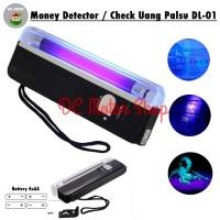 Lampu Money Detector / Senter Uang Palsu/Alat Deteksi Uang Palsu DL-01