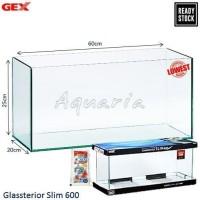 GEX Glassterior Slim 600 Aquarium
