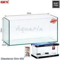 GEX Glassterior Slim 450 Aquarium