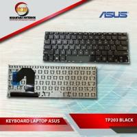 KEYBOARD ASUS TP203 SERIES BLACK