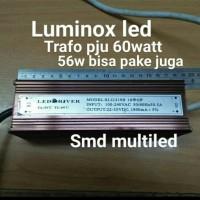 ballast driver pju led 56w 56 w 60w trafo lampu jalan 60 watt 56 watt