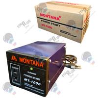 Inverator Auto Power Soft Start Starting Montana MT1000 1000Watt 1000W