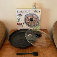 Multi grill / panggangan BBQ yakiniku Koki pan Oishi Asta