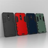 Xiaomi Redmi Note 4 - 4x IRON MATTE Finish Slim Armor Case Shockproof