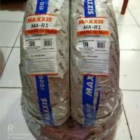 BAN LUAR MAXXIS MA-R1 UKURAN 100/90-10 TUBELESS VESPA