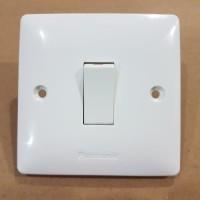 Saklar Engkel Tunggal Panasonic Acrosea WABJ 5011-N IB Single Switch