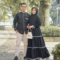 Pitarra Couple Fashion Muslim Terbaru Baju Pasangan Termurah
