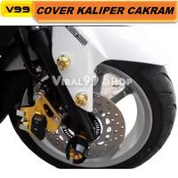 Cover Kaliper Cakram Motor Nmax Aerox New Nmax 2020 Vixion R15 Caliper