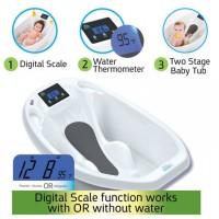 Aqua Scale Digital Baby Bath / bak mandi anak / tempat mandi anak