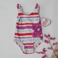 Baju Anak Perempuan Preloved -Baju Renang Bayi (Usia 0-3 bln)