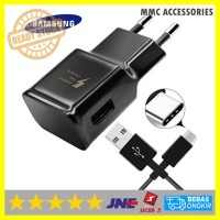 CHARGER/CASAN SAMSUNG TYPE C ORIGINAL FAST CHARGING USB CABLE