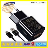 CHARGER/CASAN SAMSUNG 2A TYPE MICRO FAST CHARGING ORIGINAL USB CABLE