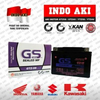 Aki Motor Honda Vario 110 Techno FI CW CBS GTZ5 GTZ5S GTZ 5S GS