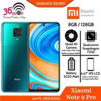 XIAOMI REDMI NOTE 9 PRO RAM 8GB/128GB GARANSI RESMI Xiaomi Indonesia