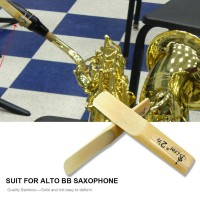 10Pcs Bambu LADE 2.5 untuk Saxophone Alto BB Sax
