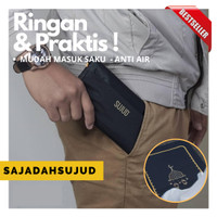 Sajadah Travel Simple Tipis Sejadah Portable Ringan Kecil Anti Air