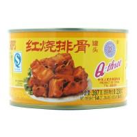 Q3 Stewed Pork Chops Paikut Iga Babi Kecap Kalengan 397gr
