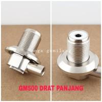 GM500 drat panjang / Konektor bracket antena mobil
