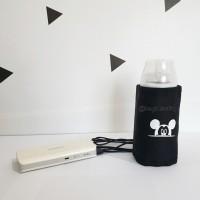 Penghangat Susu Bottle Warmer Mickey Import USB Powerbank Adaptor
