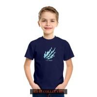 t-shirt kaos anak TEAM FROST DIAMOND kaos anak