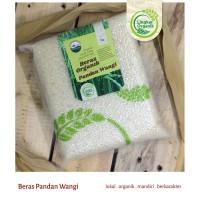 Lingkar Organik Beras Pandan Wangi Organik 1 kg 1000 gram ORIGINAL PRO