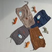 Celana Pendek Anak Cargo Rango 2-9 Tahun Premium Termurah