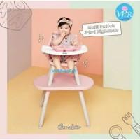 TERMURAH Cocolatte high chair babychair multi switvh 3in1 kursi makan