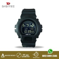 Jam Tangan Digitec DG2098 DG 2098 Rubber THT