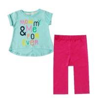 Bearhug Piyama Bayi Perempuan Mom & Me Tosca XUD 6-18 Bulan