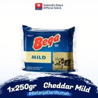 Bega Keju Cheese Cheddar Mild 250 gr