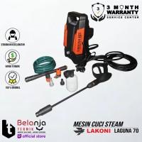 Mesin Cuci Steam Portable - Lakoni Laguna 70