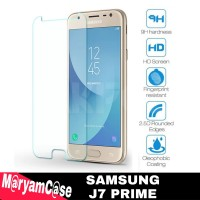 Tempered Glass Samsung J7 Prime Clear Premium