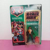 Kamen Rider Amazon Masked Rider Action Figure Collection Banpresto