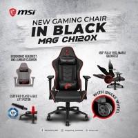 MSI MAG CH120 X - CH120X CH 120 X Gaming Chair