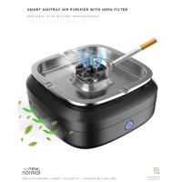 Asbak Ashtray Air Purifier Untuk Rokok dan Asap Battery Car Mobil