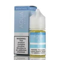 EJM Aqua Rush Menthol Salt Nic US 30ML by EJM 100% Authentic