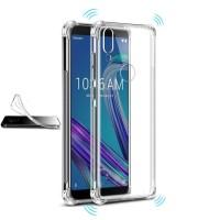 Samsung M30S M31 M21 Note 3 4 5 8 9 10 Plus Soft Case Anti Crack Jelly