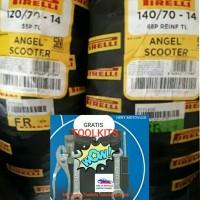 Ban Pirelli PCX / Aerox 120/70-14&140/70-14 Angel Scooter