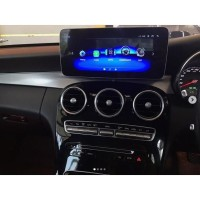Mercedes C Class W205 Android Head Unit