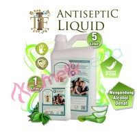 TLF Hand Sanitizer 1 Liter BPOM 70% Alkohol Denat